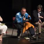Tavola rotonda con il Maestro Maddaloni e l'Autore Luigi Garlando. 2.12.2015